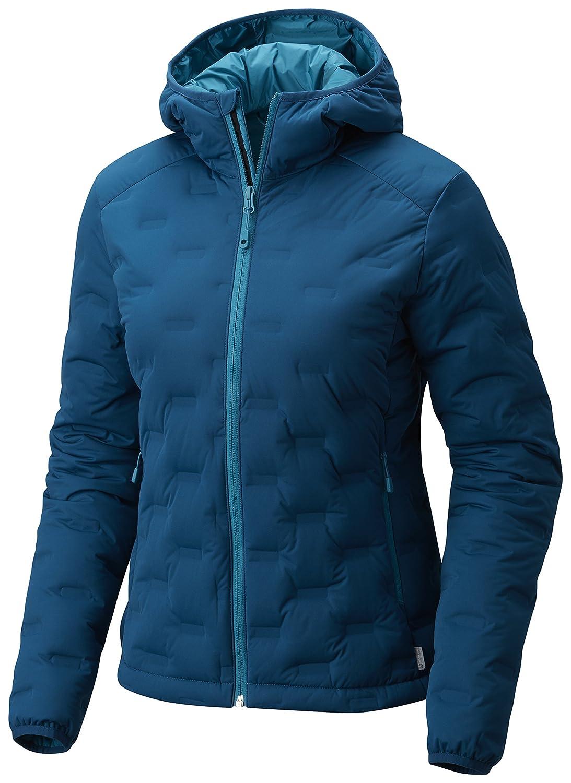 Dark River Mountain Hardwear Women's StretchDown DS Hooded Jacket