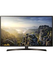 LG 55UK6400PLF 139 cm (55 Zoll) Fernseher (Ultra HD, Triple Tuner, 4K Active HDR, Smart TV)