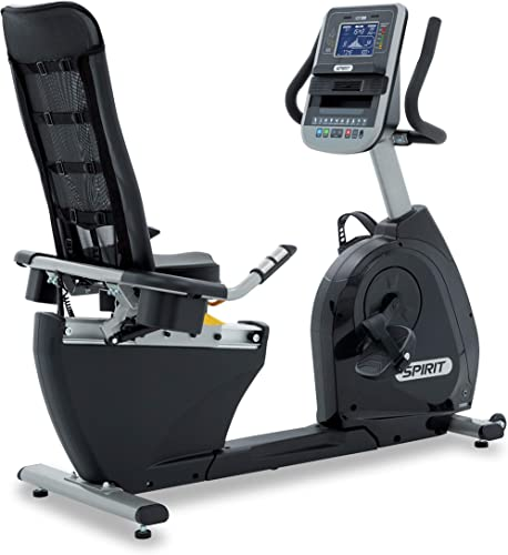 Spirit Fitness XBR55 Recumbent Bike review