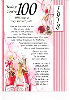 SIMON ELVIN 201 SPECIAL YEAR YOU WERE BORN FEMALE BIRTHDAY CARDS