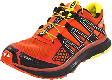 SALOMON XR Mission CS Zapatilla de Trail Running Caballero, Naranja/Negro, 40: Amazon.es: Zapatos y complementos