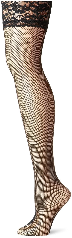 Berkshire Women's Trend Fishnet Thigh High Pantyhose 1535 Berkshire Women' s Hosiery