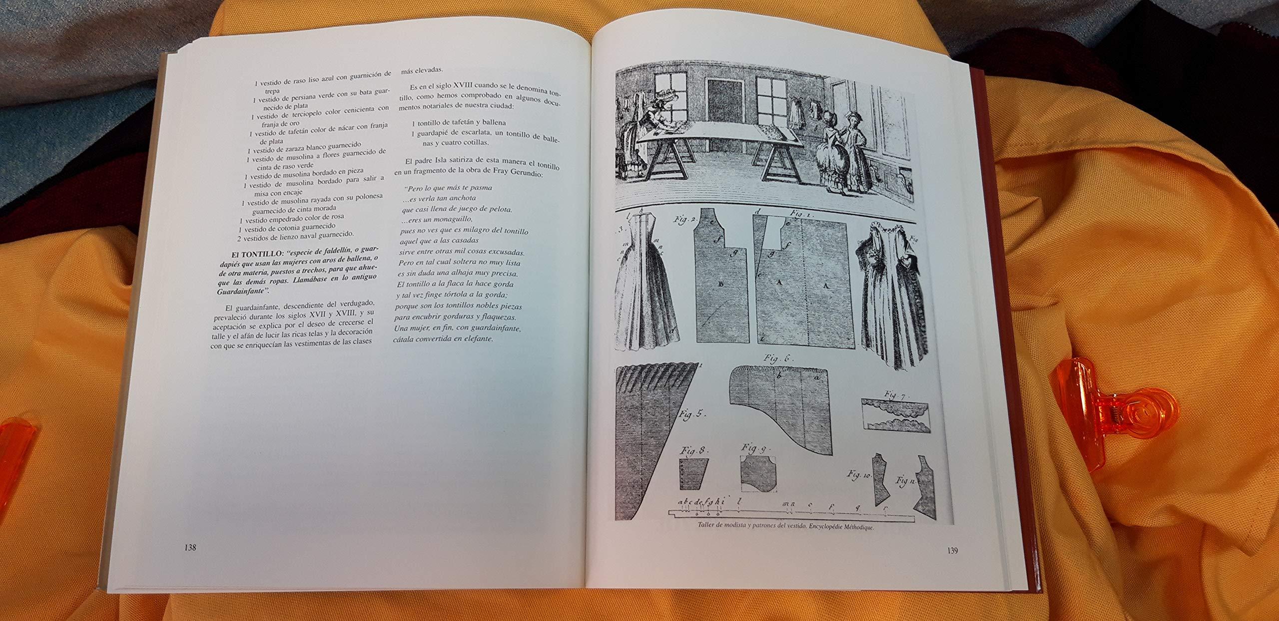 Trajes y vestidos en el Alicante del siglo XVIII: Amazon.es: Jose Luis Navarro Sala: Libros