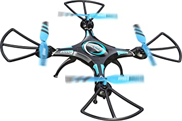 Silverlit Stunt Drone 24ghz 84819 27 Cm Amazoncouk Toys Games