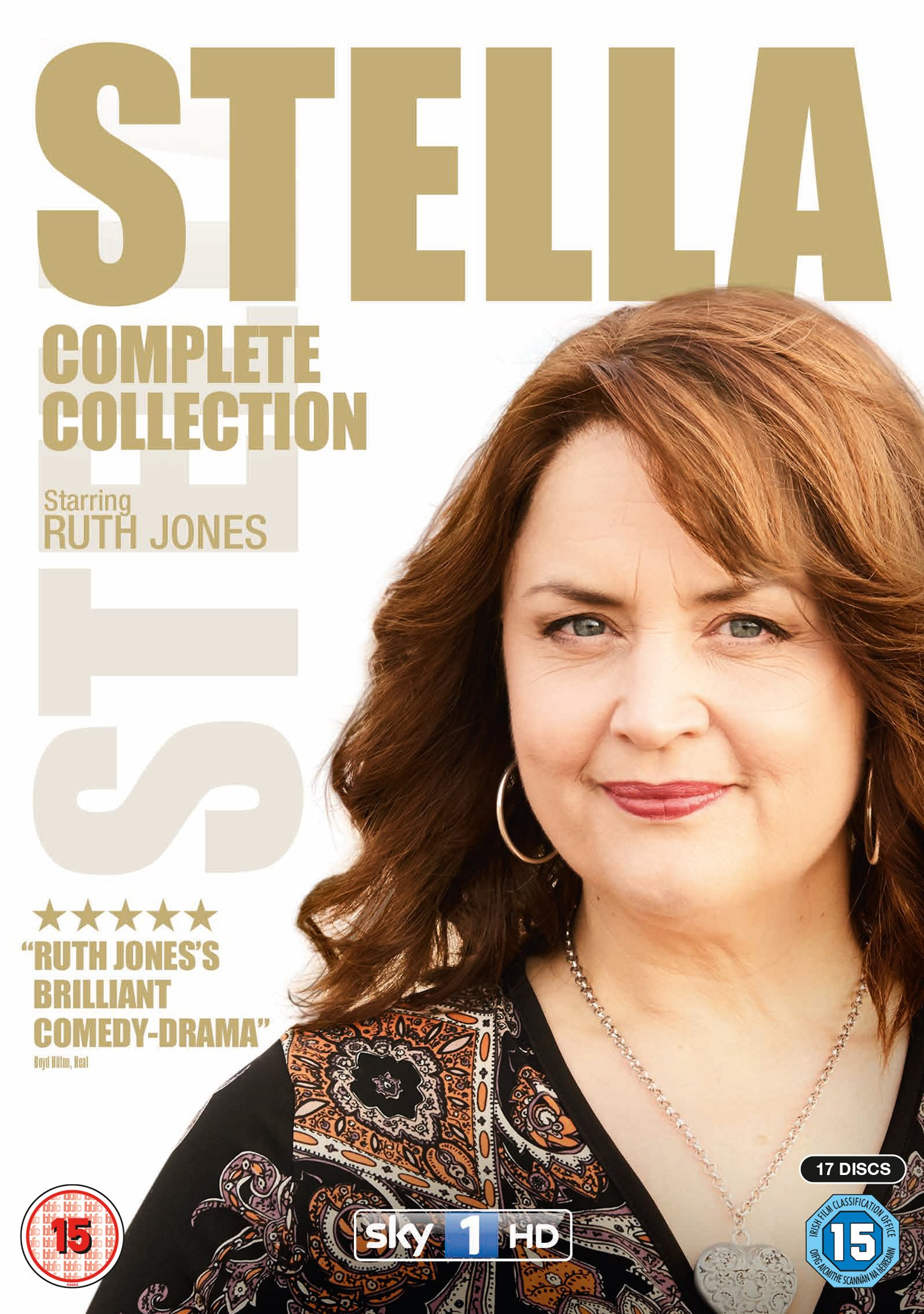 Stella: The Complete Collection series 1 - 6 [UK import, region 2 PAL Format] by