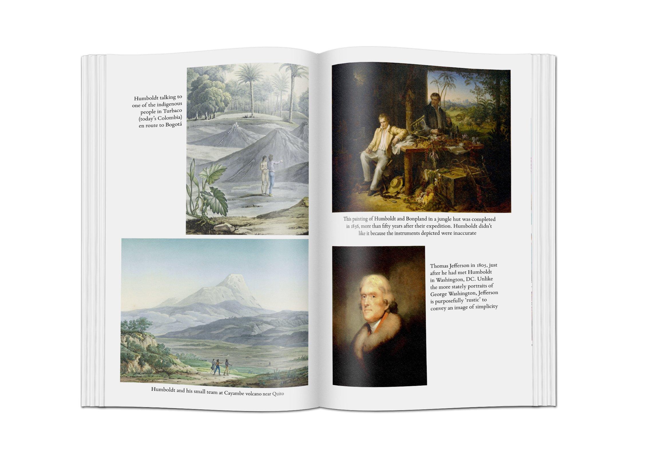 The Invention Of Nature The Adventures Of Alexander Von Humboldt