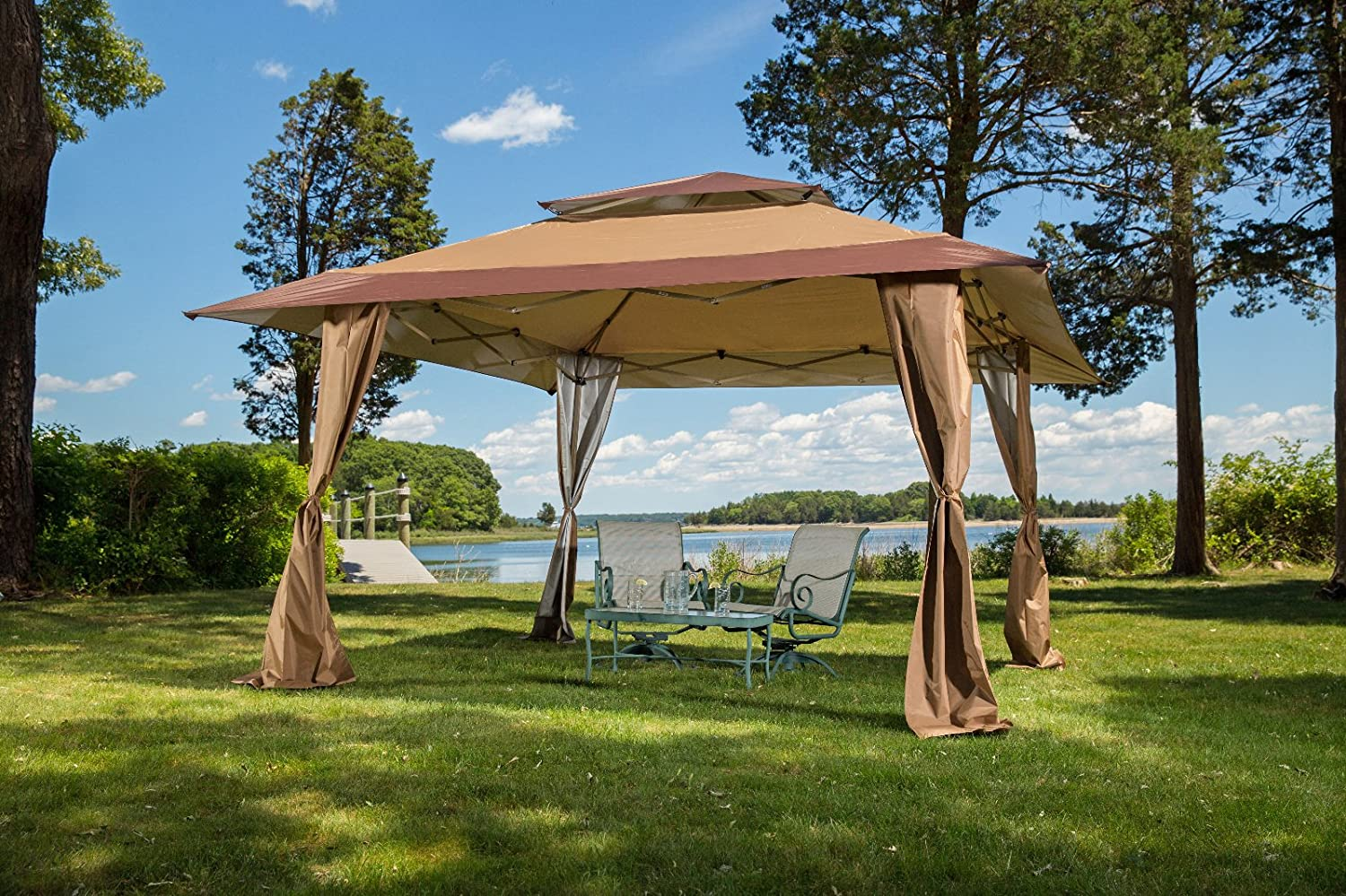 Top 20 Best Gazebo Canopy Reviews 2018-2019 On Flipboard
