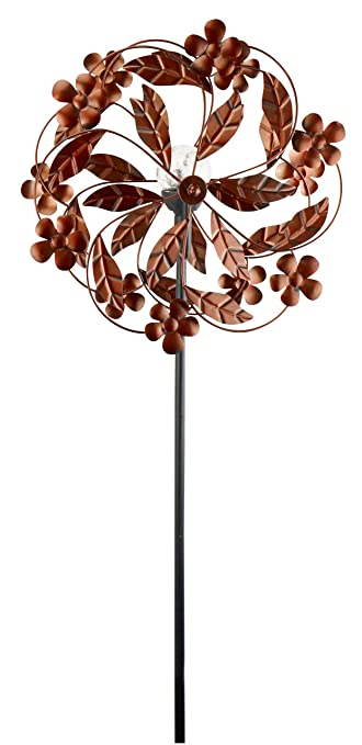 Amazon Com Red Carpet Studios 34439 Outdoor Decor Wind Spinner