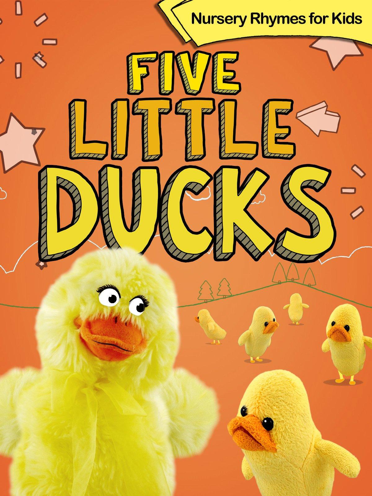Five Little Ducks on Amazon Prime Video UK