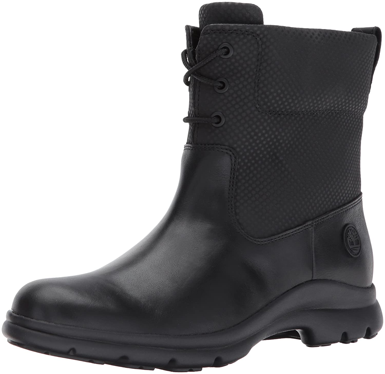 c7f6dd6907 Amazon.com | Timberland Women's Turain Ankle Wp Rain Boot | Knee-High