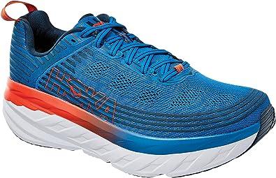 Hoka Bondi 6, Zapatillas de Running por Hombre, Azul (ImperialBlue/MajolicaBlue IBMB), 44 2/3 EU: Amazon.es: Zapatos y complementos