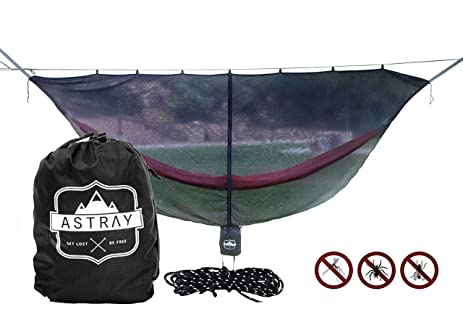 Medium image of 11 u0027 hammock bug     fits all camping hammocks    pact
