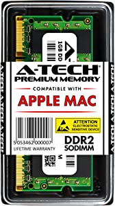 A-Tech 1GB Memory for Apple MacBook and MacBook Pro PC2-5300 667MHz Ram A1181 A1150 A1151 A1212 A1211 MA611LL/A MA610LL MA609LL MA092LL/A MA601LL