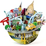 Daron New York Cityscape 3D Puzzle Bank (55-Piece)