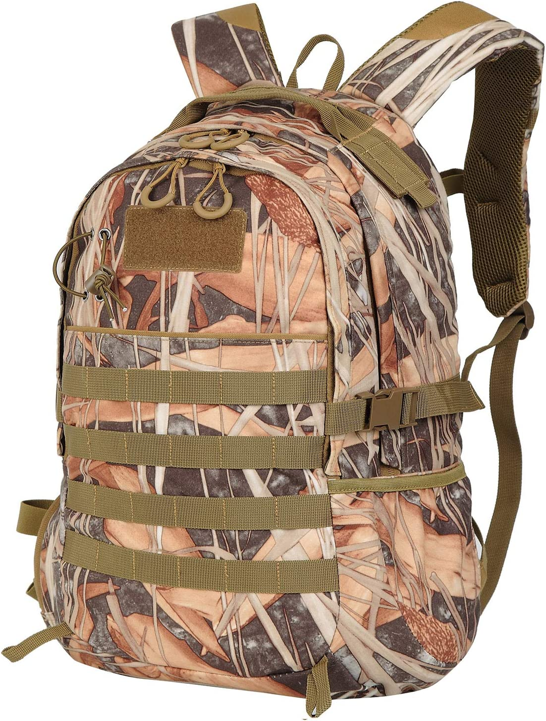 AUMTISC Sac /à Dos de Chasse Packs Outdoor Travel Bag Military Tactical Backpack for Travel Hiking Camping