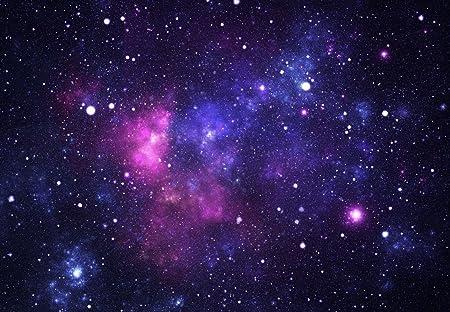 Photo Wallpaper Mural Galaxy 366x254 Cm Space Stars Universe Cosmos