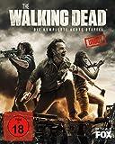 The Walking Dead - Die komplette achte Staffel [Blu-ray]