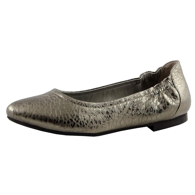 Marc Lamina Shoes Aurelia, Ballerines Femme 41 EU|Vert (Suede Lamina Marc Green 00857) 12916c
