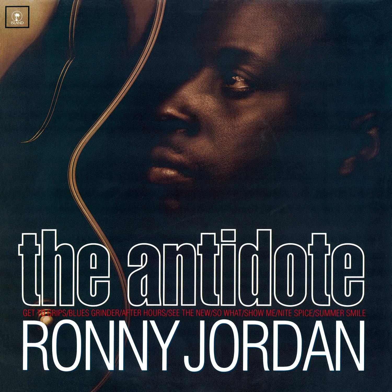 Vinilo : Ronny Jordan - Antidote (Holland - Import)