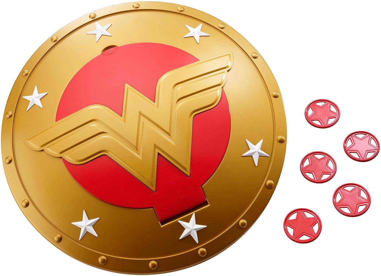 DC Super Hero Girl - DMP06 - Bouclier de Wonder Woman Mattel