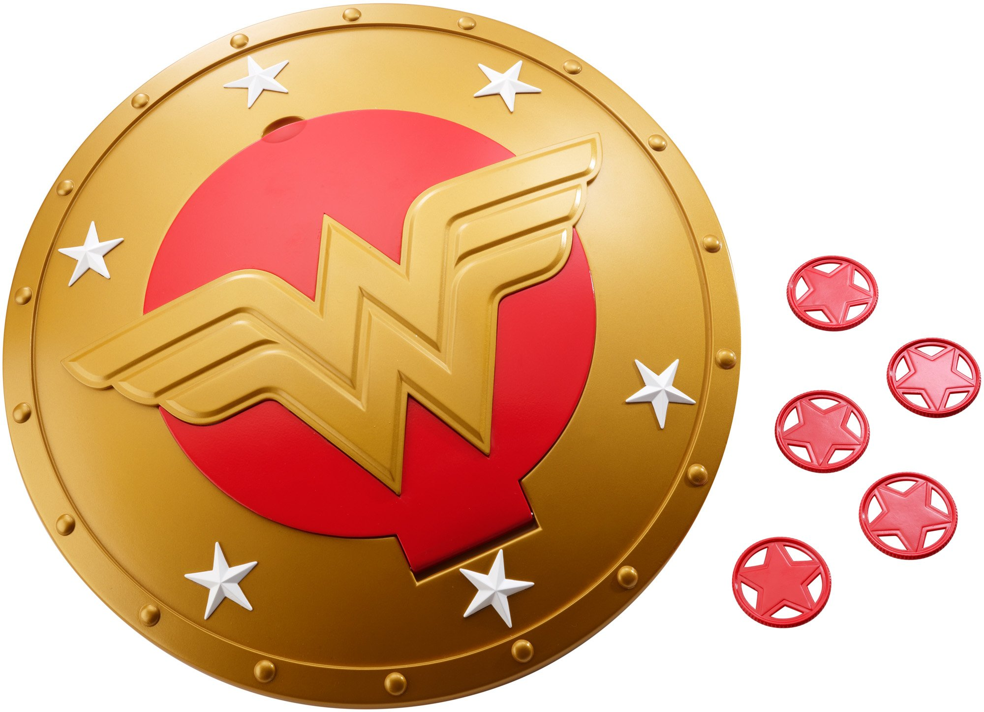 DC Super Hero Girls - Escudo de Wonder Woman (Mattel DMP06) product image