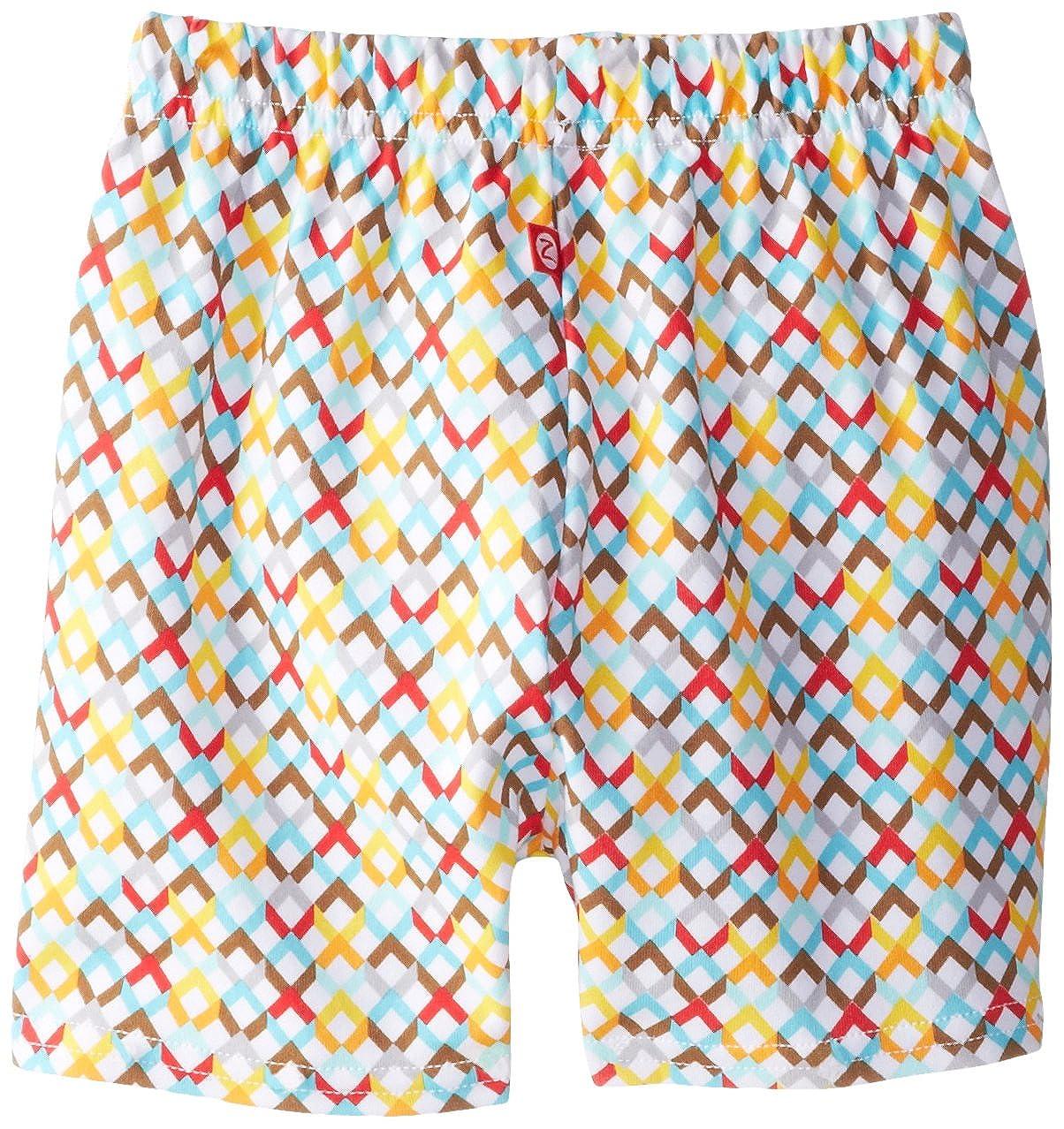 Zutano Baby Boys Heathered Shorts