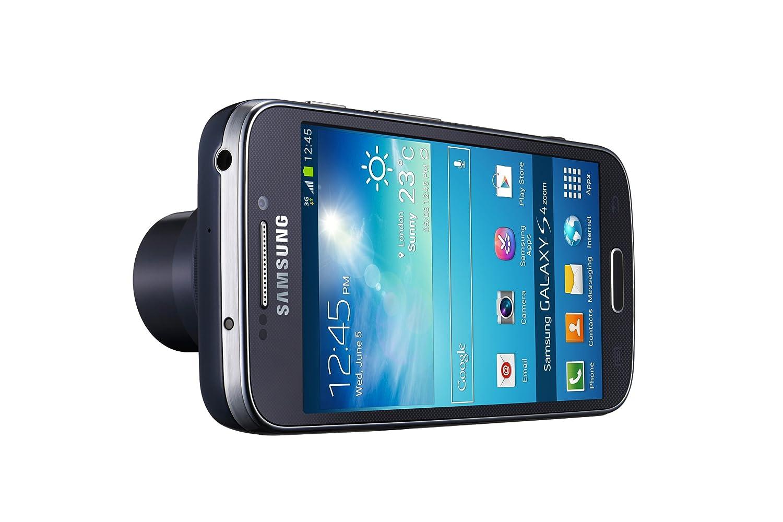 Samsung Galaxy S4 Zoom Smartphone 427 Zoll Schwarz K 8gb White Elektronik