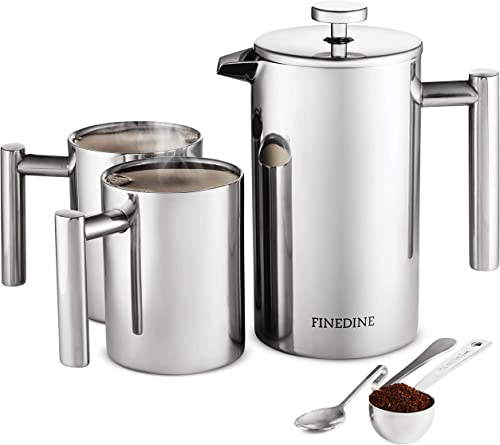 French Press Coffee Maker Set