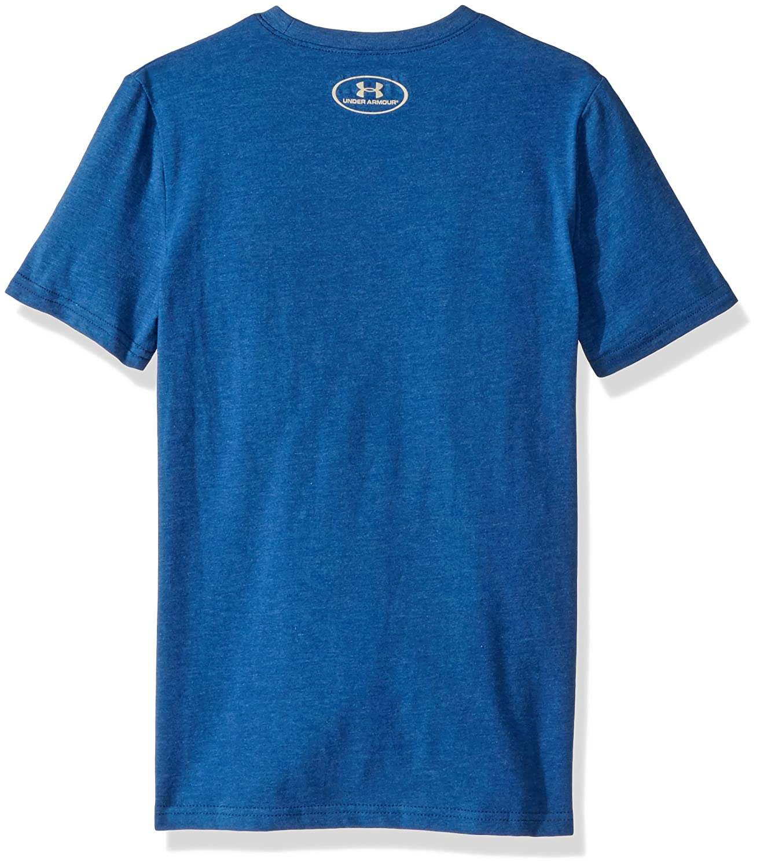 Under Armour Boy camo Fill t-Shirt