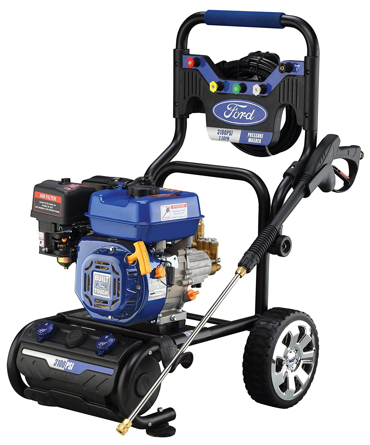 ford pressure washer review