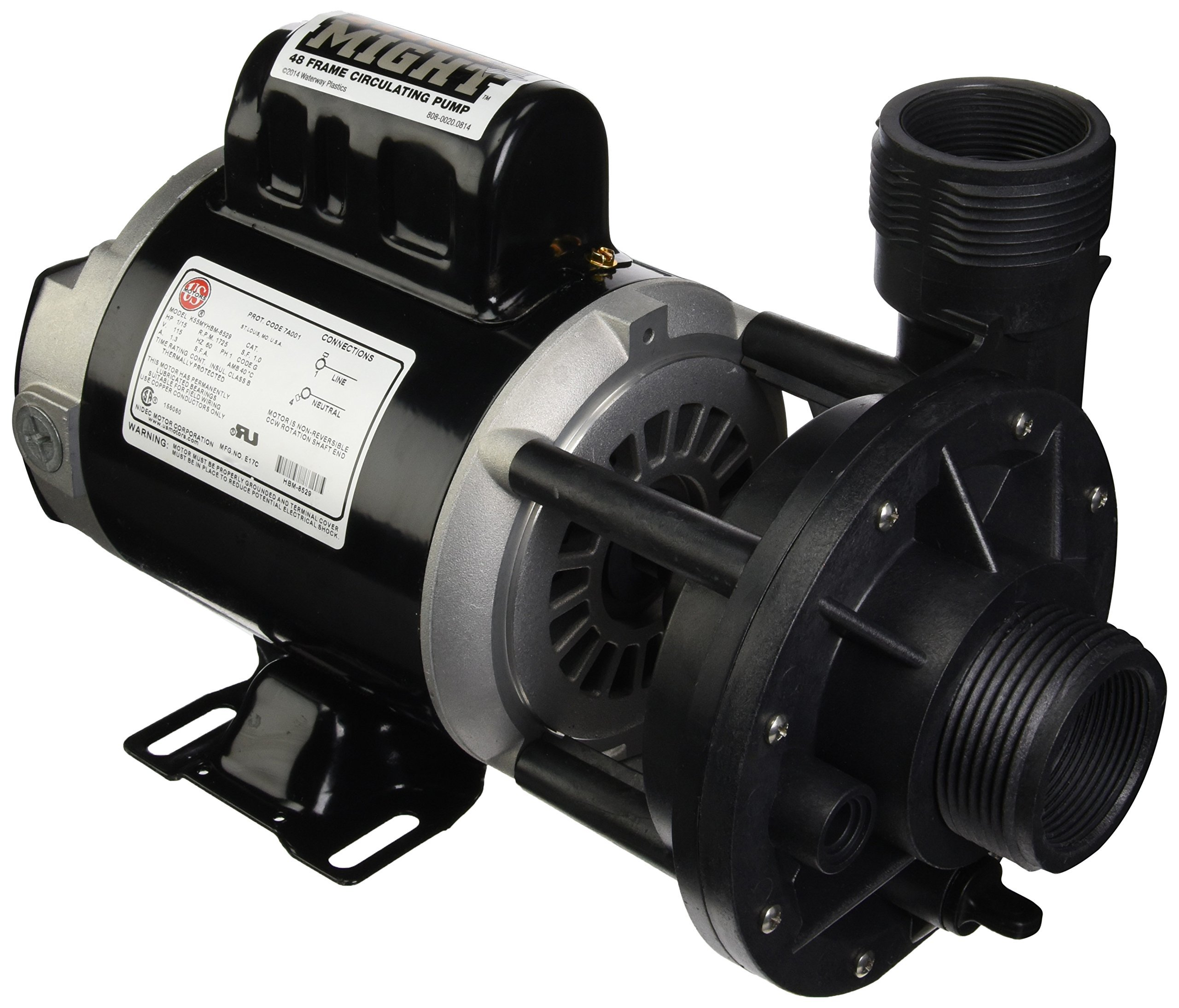Waterway Plastics 3410030-1E 115V # Iron Might Pond Pump by Waterway Plastics