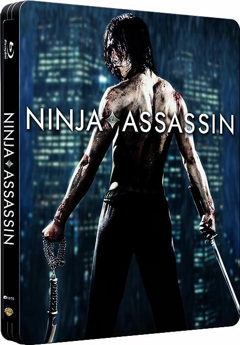 Amazon.com: Ninja Assassin Blu-ray SteelBook [ German Import ...