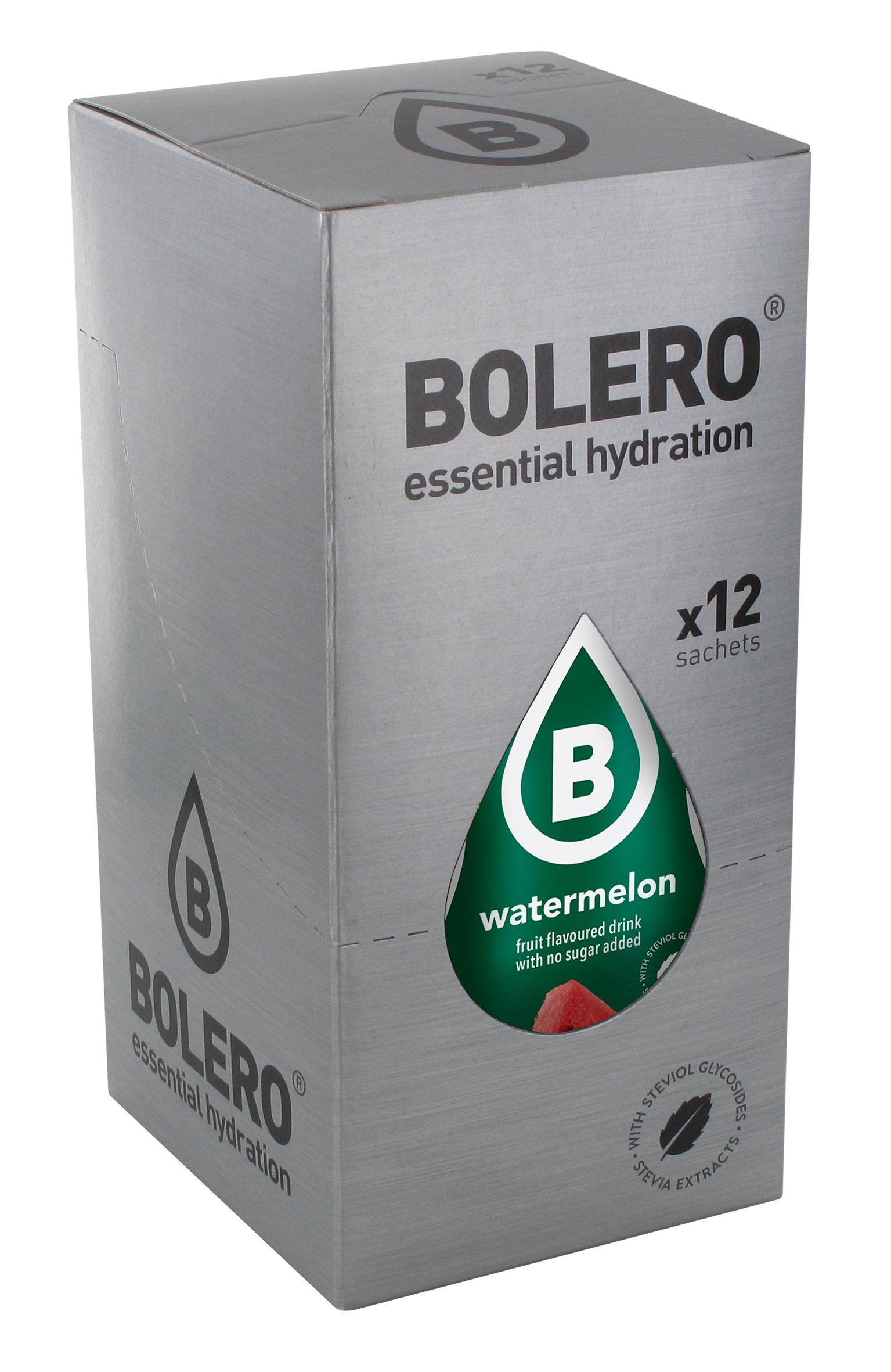 Bolero Preparado para Bebida, Sabor Watermelon - 12 sobres product image