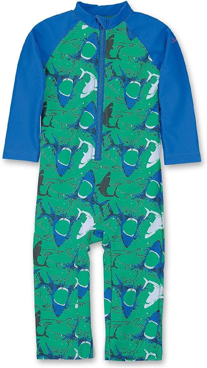 Sterntaler Jungen Schwimmanzug lang Badebekleidungsset