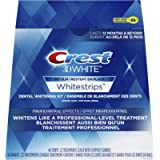 Crest 3D White Whitestrips Professional Effects Kit, 44 Teeth Whitening Strips, 22 Treatments