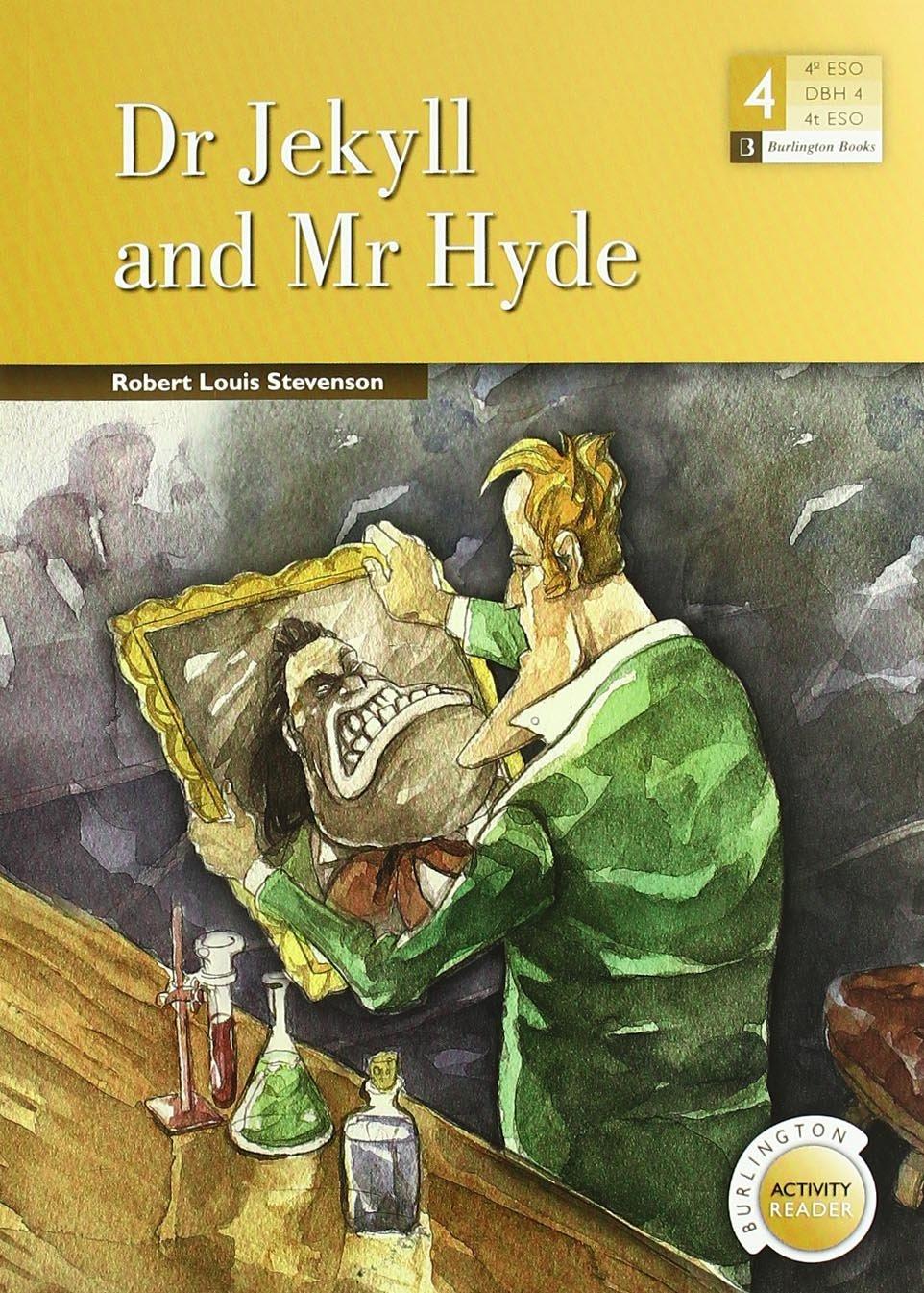 DR.JEKYLL AND HYDE ESO4 ACTIVITY - (Inglés) Tapa blanda – 1 ene 2013 UNKNOWN BURLINGTON 9963485561 LNADS13272