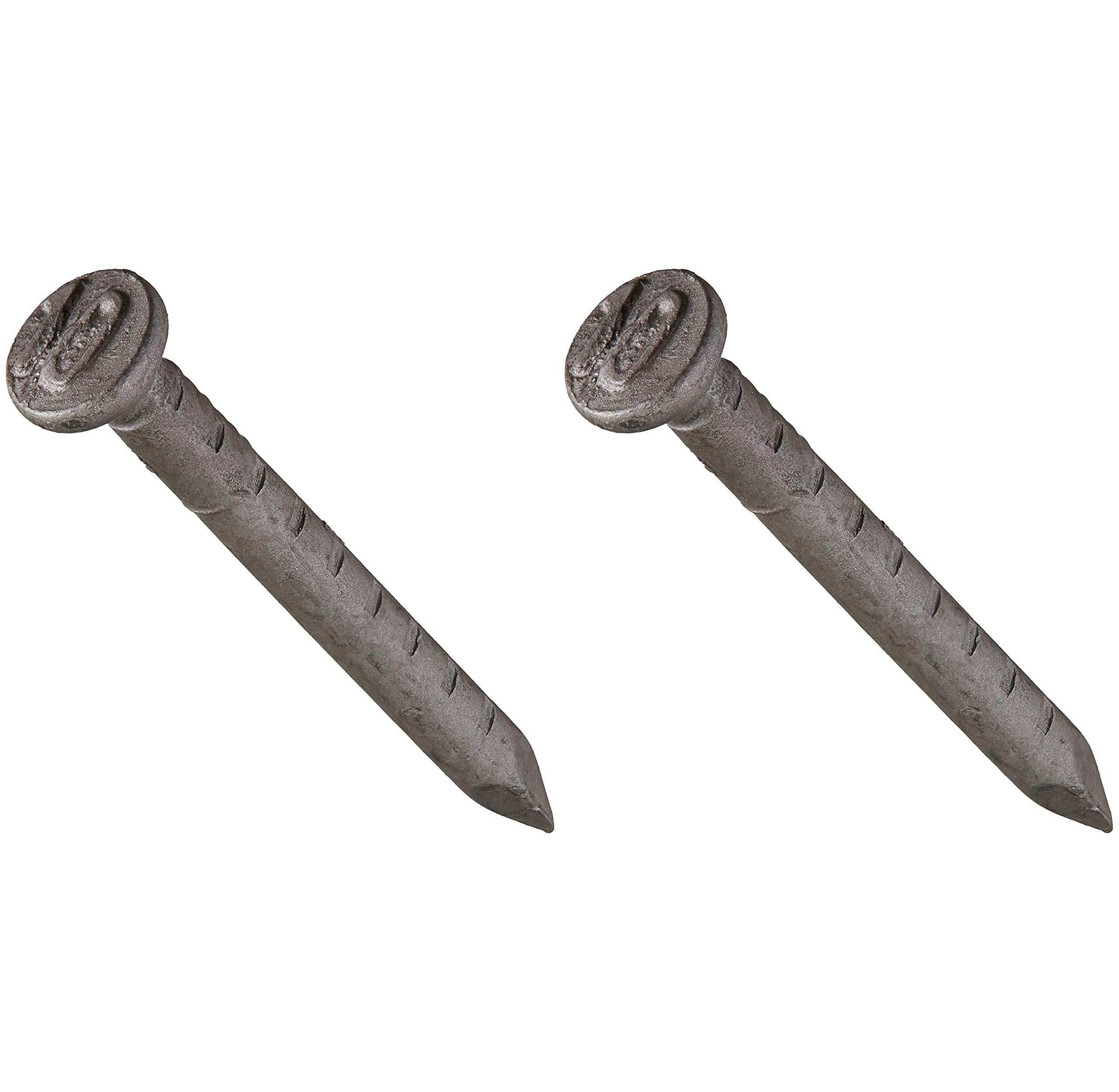 Grip Rite 112HGJST5 5 lb Hot Dipped Galvanized Joist Hanger Nails, 1-1/2'' (Тwo Рack)