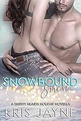 Snowbound Siren: A Thirsty Hearts Holiday Novella Kindle Edition
