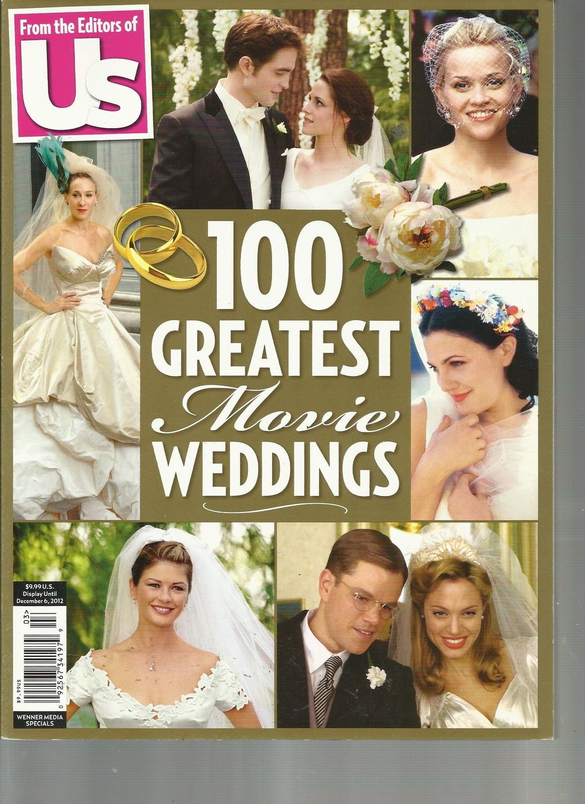 FROM THE EDITORS OF US ( 100 GREATEST MOVIE WEDDINGS ) COLLECTOR'S