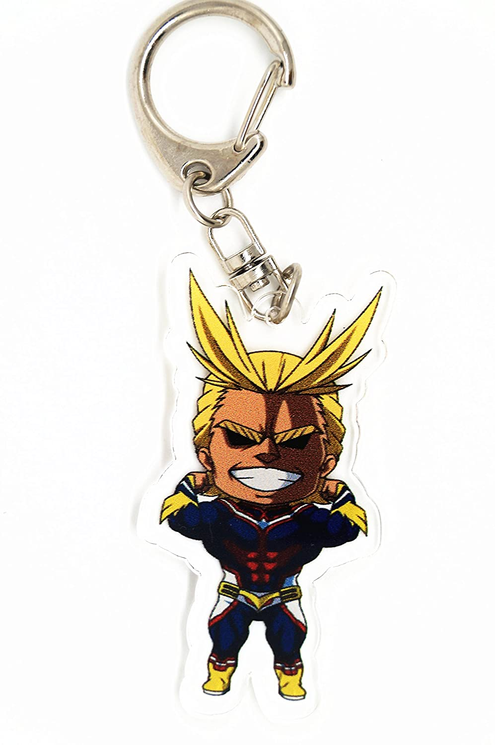 My Hero Academia Acrylic Key Chain, Strap, Izuku Midoriya, Izuku Midoriy, (All Might) GALIGEIGEI