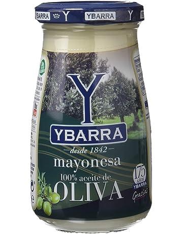 Ybarra Mayonesa Aceite de Oliva - 225 ml
