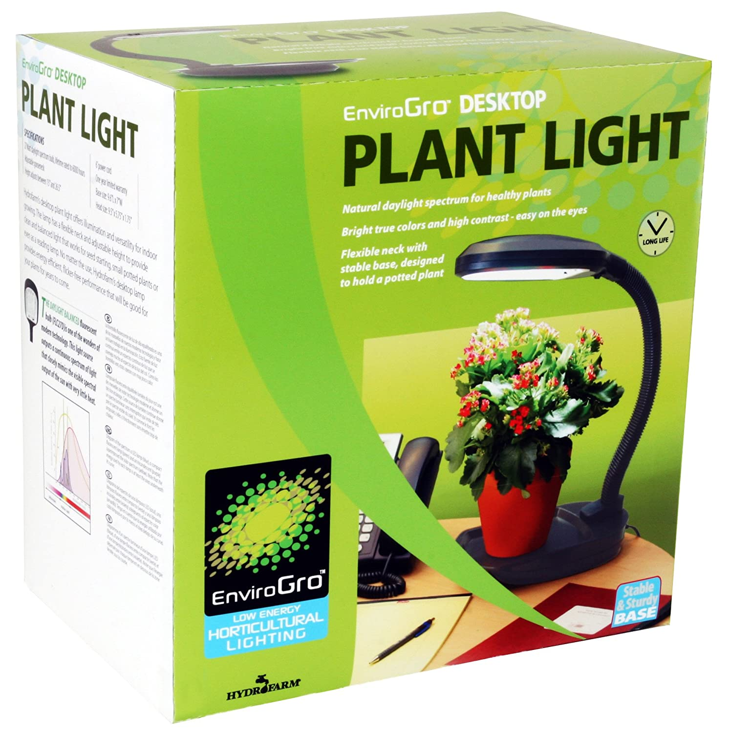 tabletop light from seed selects lights lighting park top inch table p plant s