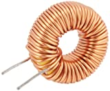 uxcell Toroid Core Inductor Wire Wind Wound, 220uH, 59 m Ohm, 4A Coil