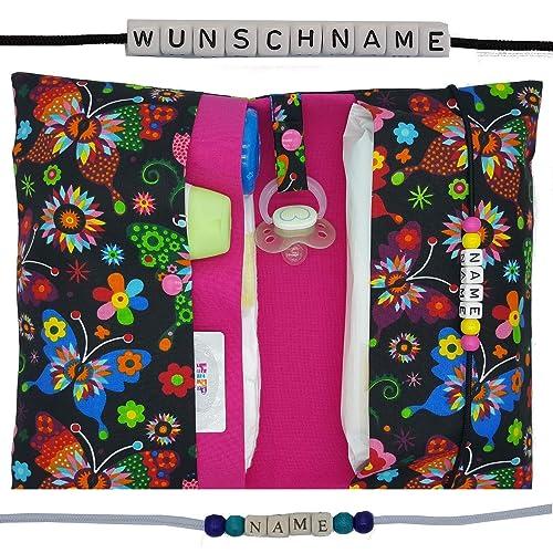 Gro/ße Windeltasche XXL mit Name Wickeltasche