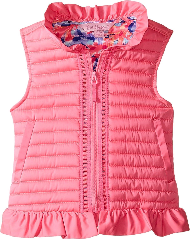 Lilly Pulitzer Kids Baby Girls Levie Vest Toddler//Little Kids//Big Kids