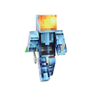 Space Marine Action Figure Toy by EnderToys [Not an official Minecraft product]