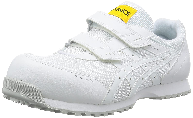 [アシックス] 安全靴 作業靴 ウィンジョブ FIE31S B004QTPK3S 23.0 cm|ホワイト/ホワイト