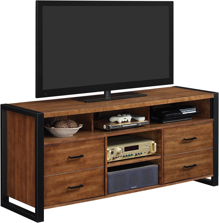 BellO - Soporte de TV para televisores de hasta 70 Pulgadas, Abedul del Mundo Antiguo: Amazon.es: Juguetes y juegos