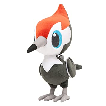 Pokemon Center Original Peluche Doll Pikipek (Pokemon Sun & Moon)