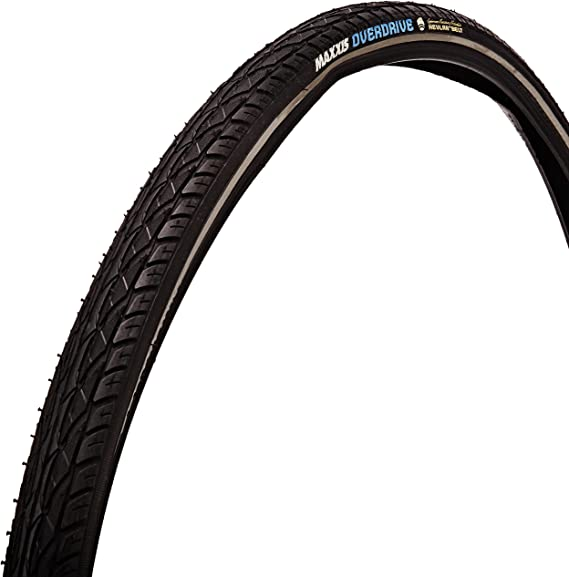 Maxxis Overdrive Black Belted Wire/60 SC/K2 Tires